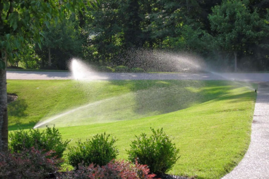 Sprinkler Repair Dallas