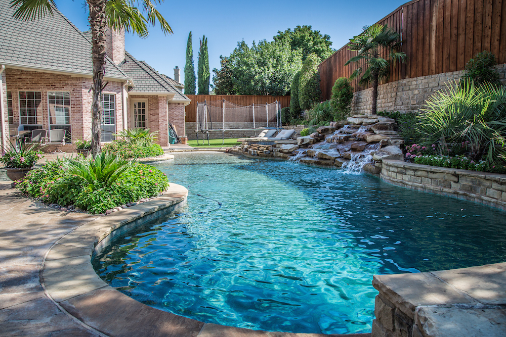 best time of year to install a pool dallas pool services