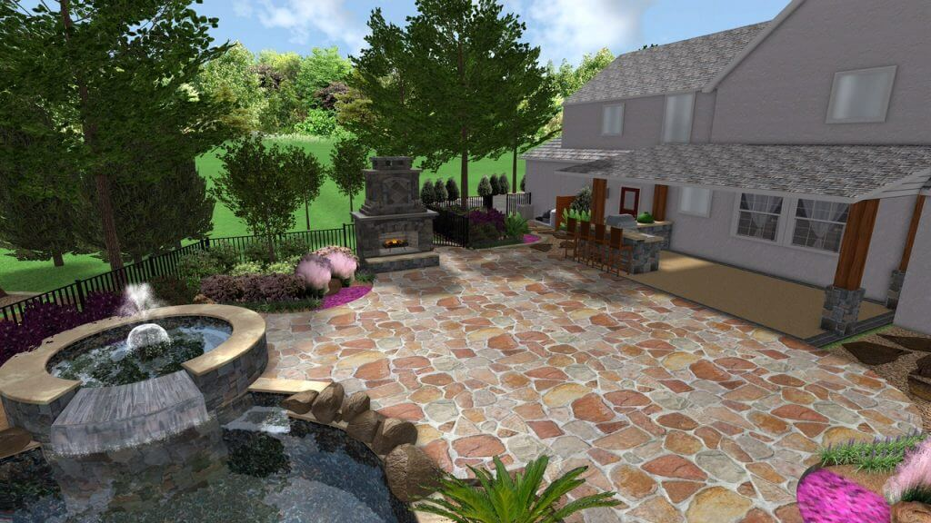 Sustainable Landscape Design in Texas - Keane Landscaping