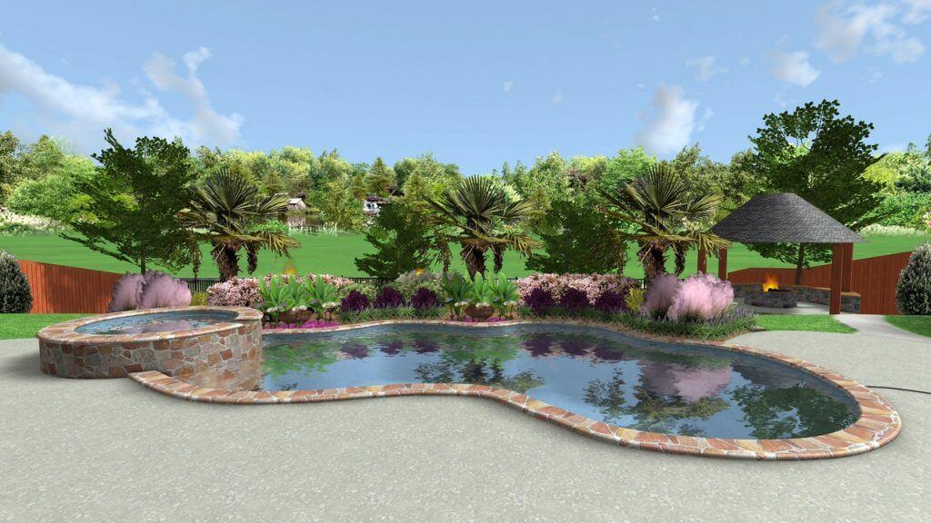 Popular Landscape Design Dallas Styles | Keane Landscaping