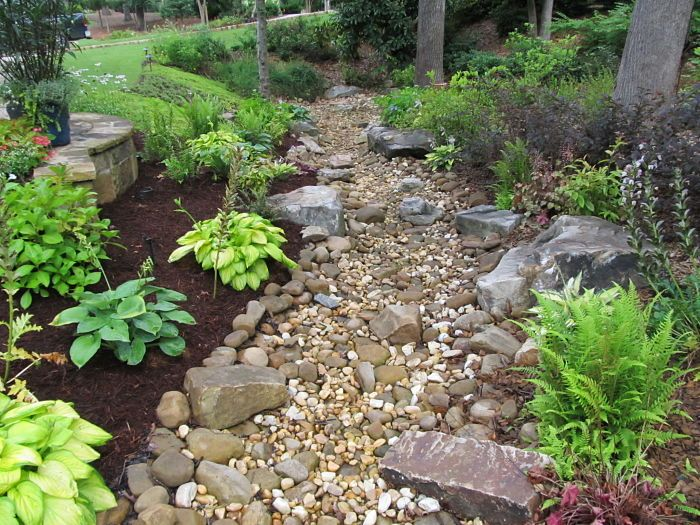 Best Creek Bed Installer In Dallas How Keane Landscaping Experts